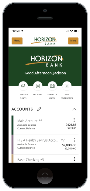 Horizon Mobile Preview